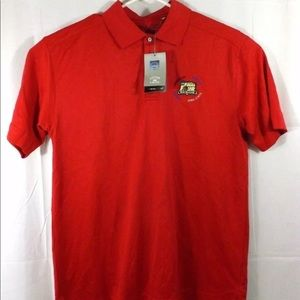 2012 Final Four Polo Shirt Cutter and Buck Large